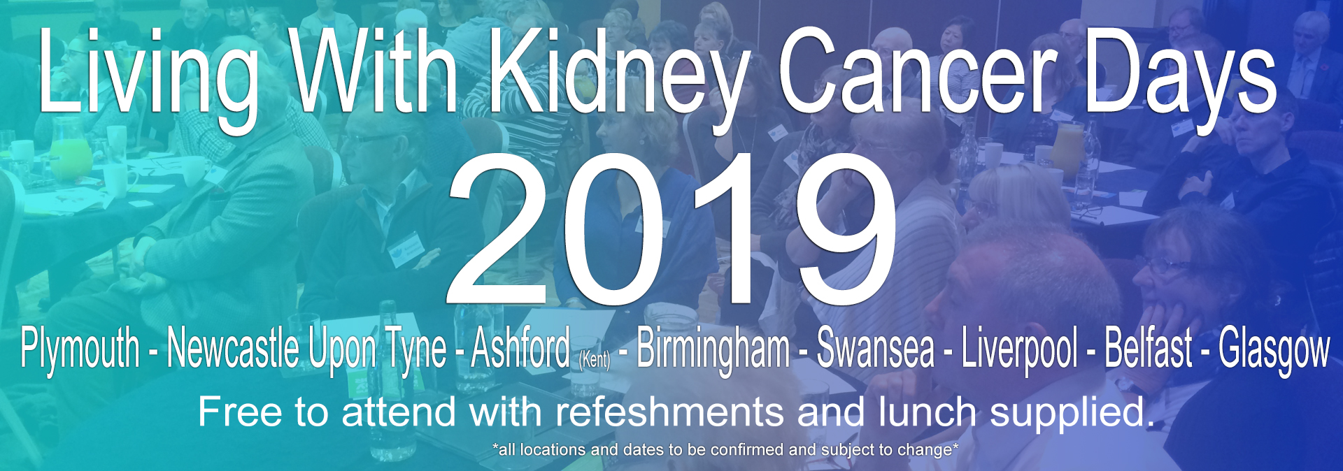 living with kidney cancer days 2019
