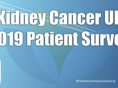 Kidney Cancer UK survey 2019